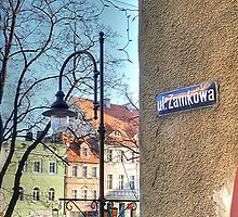 Ulice Polska by Marc-Pierre Lubas