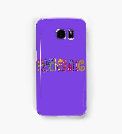 Psychedelic! Samsung Galaxy Case/Skin