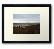 Hilbre Island 2 Framed Print