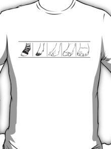 Hoofers (Light Colors) T-Shirt