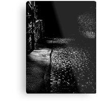 The lane into unknown Metal Print