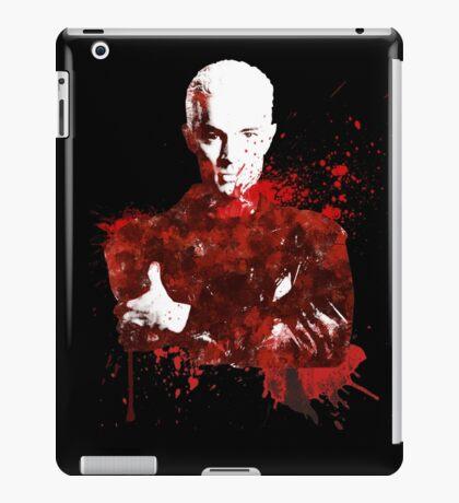 Splatter Spike iPad Case/Skin