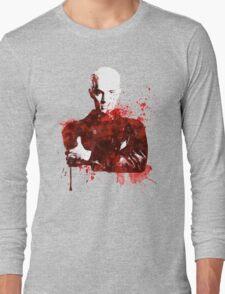 Splatter Spike Long Sleeve T-Shirt