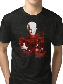 Splatter Spike Tri-blend T-Shirt