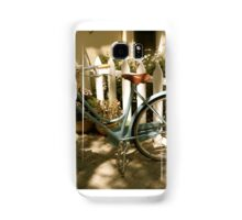 French Bicycle Samsung Galaxy Case/Skin