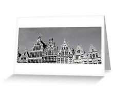Antwerp, Belgium Greeting Card