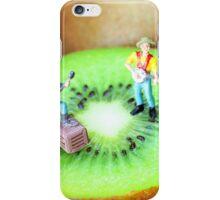 Band Show On Kiwi Fruits iPhone Case/Skin