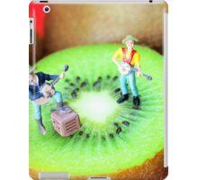 Band Show On Kiwi Fruits iPad Case/Skin
