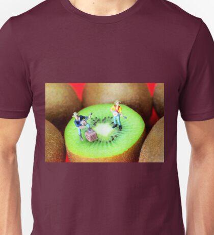 Band Show On Kiwi Fruits Unisex T-Shirt