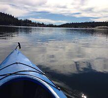 Lake Kayak by Blair Akers