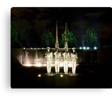 Air Force Memorial Sentinels Canvas Print