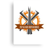 Isengard Ironworks Canvas Print