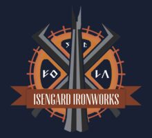 Isengard Ironworks by Phosphorus Golden Design