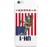 UH-1 Iroquois iPhone Case/Skin