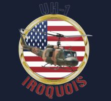 UH-1 Iroquois Kids Clothes