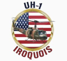 UH-1 Iroquois by Mil Merchant