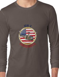 UH-1 Iroquois Long Sleeve T-Shirt