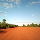 I Love A Sunburnt Country by JulieMahony