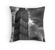 Big Ben Throw Pillow