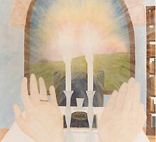 Light of Shabbos by Sarah  Levinson