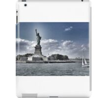 Statue of Liberty, New York City iPad Case/Skin