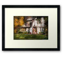 Cottage IV Framed Print