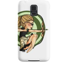 Felicity, where's my bow? Samsung Galaxy Case/Skin