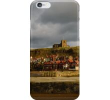 Abbey on the Cliff iPhone Case/Skin