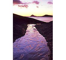 Heavenly Path Photographic Print