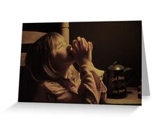 Precious moment Greeting Card