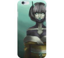 Sin iPhone Case/Skin