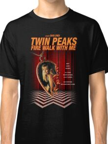 Twin Peaks: Fire Walk With Me Classic T-Shirt