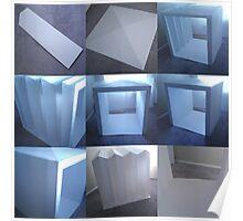 Aluminum: Snube Cube Poster