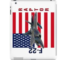F-22 Raptor  iPad Case/Skin