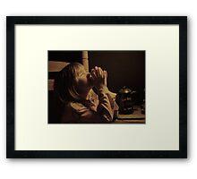 Precious moment Framed Print