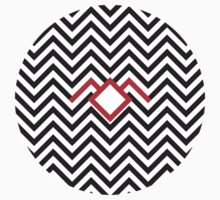Twin Peaks - Black Lodge Kids Clothes
