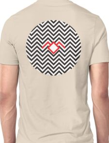 Twin Peaks - Black Lodge Unisex T-Shirt