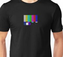 NTSC TV Test Pattern T-Shirt
