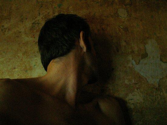The listening, watching silence by Robert Knapman