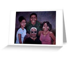 BOWEN FAMILY Greeting Card
