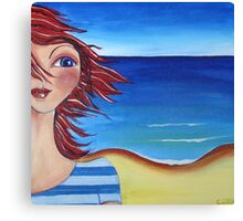 Balmy Days Canvas Print