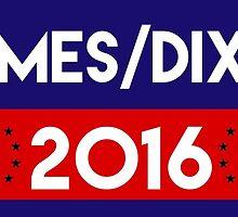 Grimes/Dixon 2016 by deanna512