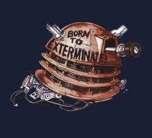 Full Metal Dalek | Doctor Who Kids Clothes