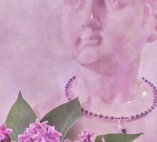 Lilac Fragrance Sticker