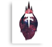 Space Ice King Canvas Print