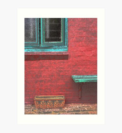 fortitude valley 14 Art Print
