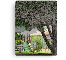 petrie terrace 11 Canvas Print