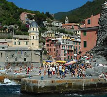 Cinque Terre Photo 1 by Gino Iori