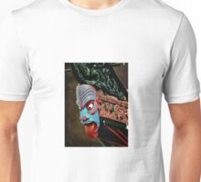 This would scare any enemy !...........Bow of Maori Waka. Unisex T-Shirt