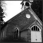 Spooky Church by JonHanson